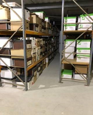 Archive Storage by Minters Of Deal