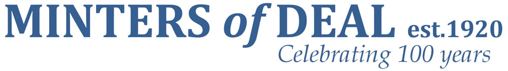 Logo for Minters Of Deal