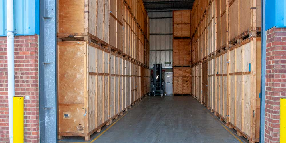 Storage at Minters Of Deal, Sandwich & Canterbury